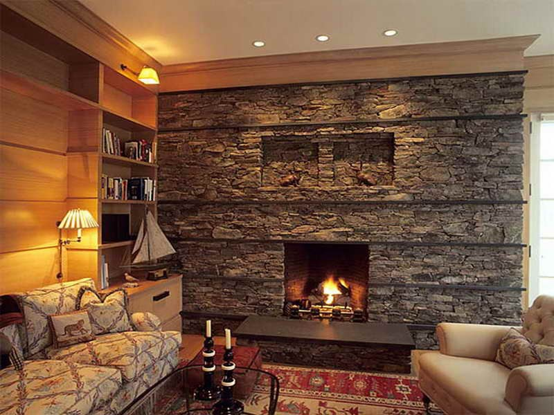 Corner-Fireplace-Designs-For-Living