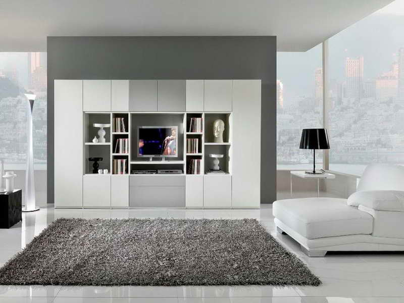Futuristic-Storage-Cabinets-for-Living-Room