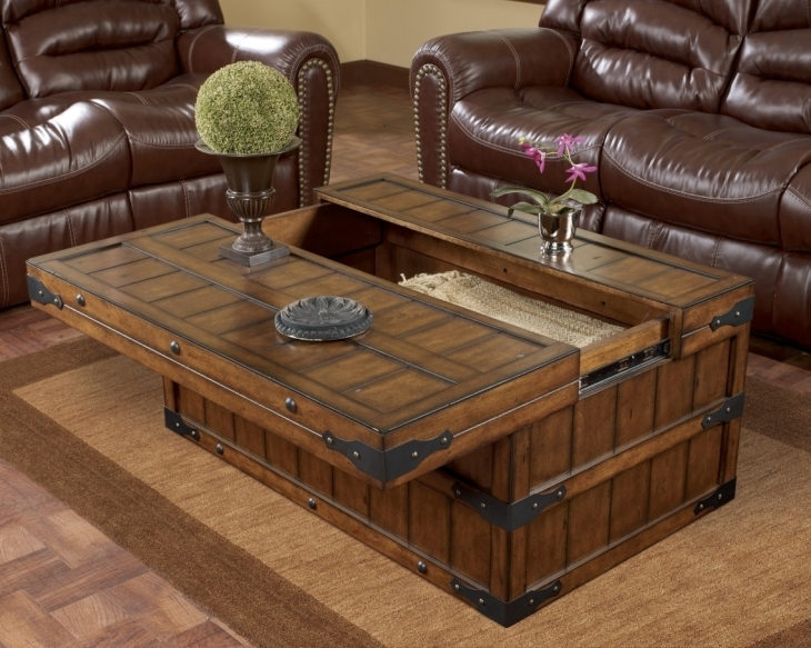Breathtaking Coffee Tables With Storage Unusual Design Ideas