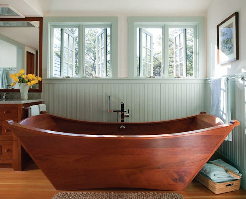 orage-wood-unique-bathtubs-on-laminate-floor-in-white-wall-bathroom-glass-window-with-inspiring-bathroom