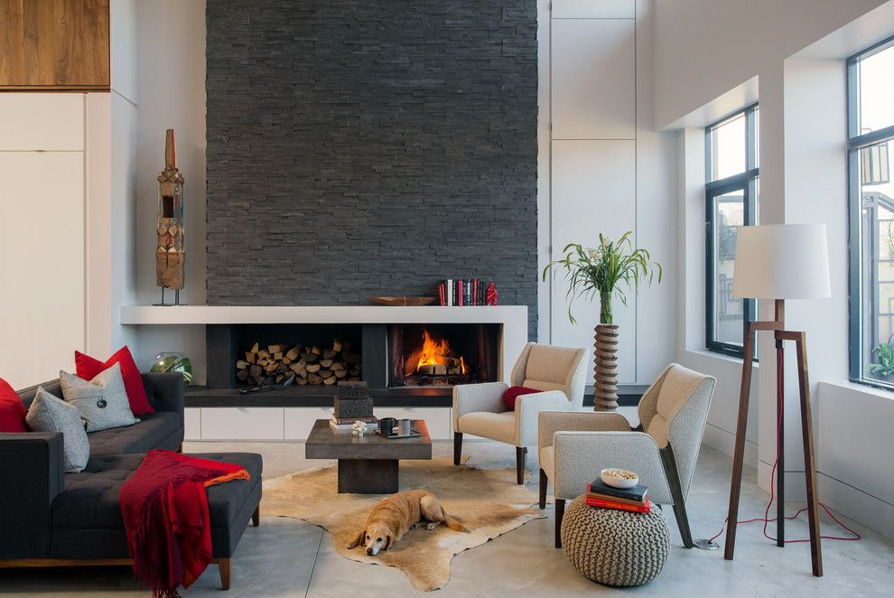 jung-garden-center-for-a-contemporary-living-room-with-a-armchairs-and-fireplaces-by-realstone-systems